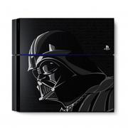 Sony PlayStation 4 Star Wars 2TB Jet Black Console---