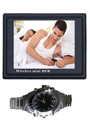 Wireless Hidden Camera Watch in USA | High Quality Camera Watch