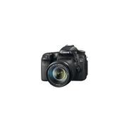 Canon - EOS 70D Digital SLR Camera with 18–135mm IS STM Lens - Black