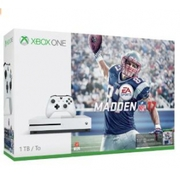Xbox One S 1TB Console - Madden NFL 17 Bundle 666