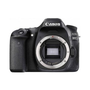 Canon EOS 80D 24.2MP Digital SLR Camera yyy