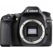 Canon EOS 80D 24.2MP Digital SLR Camera bn